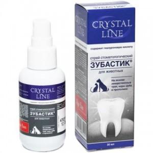 Api-San Cristal Line «ЗУБАСТИК» спрей стоматологический для животных