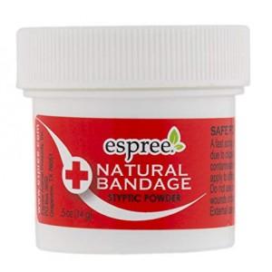Espree Natural Bandage Styptic Powde - натуральный ранозаживляющий порошок