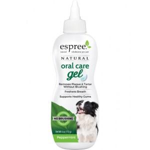 Espree Natural Oral Care Gel Peppermint - гель для ухода за зубами с мятой для собак