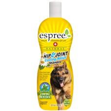 Espree Hip & Joint Cooling Relief Shampoo - обезболивающий охлаждающий шампунь для мышц и суставов