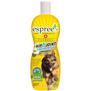 Espree Hip and Joint Cooling Relief Shampoo - обезболивающий охлаждающий шампунь для мышц и суставов