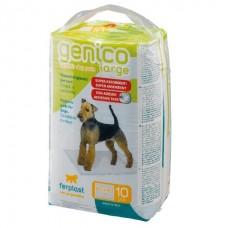 Ferplast Genico Absorbing Pads - пеленки для собак (10 шт.)