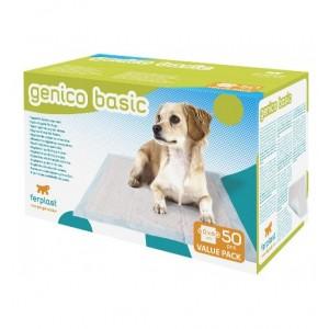 Ferplast Genico Basic Absorbing Pads - пеленки для собак (50 шт.)