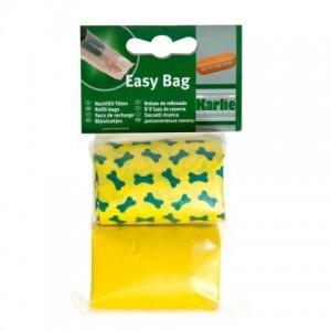 Karlie-Flamingo Swifty Waste Bags ▪ КАРЛИ-ФЛАМИНГО цветные пакеты для сбора фекалий собак