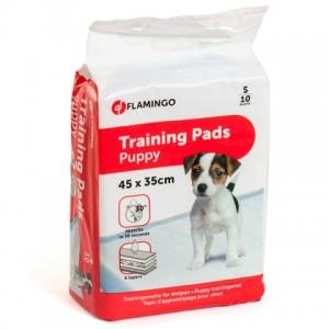Одноразовая пеленка для собак «Flamingo Training Pads Puppy» - забота и гигиена за вашим любимцем: узнать больше!