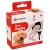 Трусы для собак гигиенические черные «Flamingo Flamingo Dog Pants Jolly» с застежкой • узнай больше