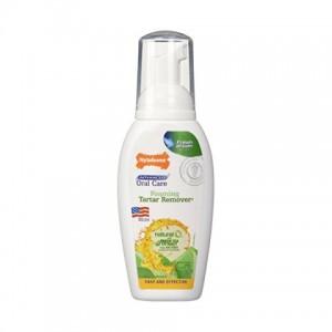 Nylabone Oral Care Natural Fresh Foam - пенка от запаха из пасти у собак, с экстрактом зеленого чая