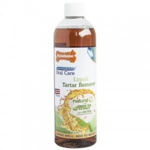 Nylabone Oral Care Natural Liquid Tartar Remover - жидкость от запаха из пасти для собак