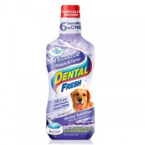 SynergyLabs СВЕЖЕСТЬ ЗУБОВ СПРЕЙ (Dental Fresh Spay) спрей от зубного налета и запаха из пасти собак