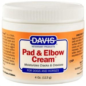Davis Pad and Elbow Cream - заживляющий крем для лап и локтей собак и лошадей