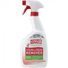 Nature's Miracle Dog Stain&Odor Rem Pour Melon - универсальный уничтожитель пятен и запахов с ароматом дыни
