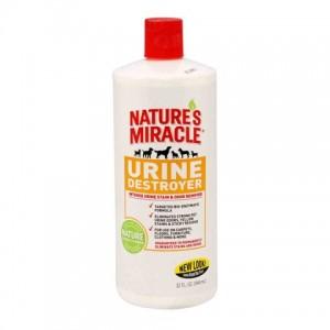 Natures Miracle Urine Destroyer - устранитель запаха мочи собак