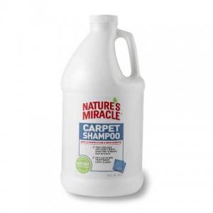 Natures Miracle Carpet Shampoo - моющее средство для ковров и мягкой мебели