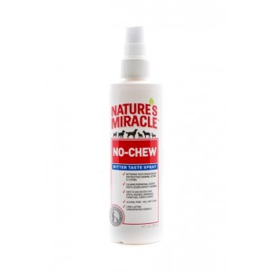 Natures Miracle No-Chew Bitter Taste Spray - антигрызин для собак / спрей