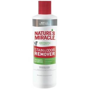 Natures Miracle Stain and Odor Remover - устранитель пятен и запахов для собак