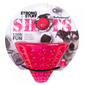 Интерактивные развивающие игрушки для собак «Flamingo Shots Cone» - для подвижных игр с собакой: узнай больше