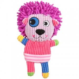 Мягкая игрушка для собак «Flamingo Corduroy Lion» любимое развлечение для вашего питомца: описание