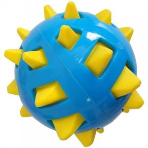 Суперпрочная игрушка с пищалкой (GimDog Big Bang) для собак – плавающая и безопасная: узнай боьше