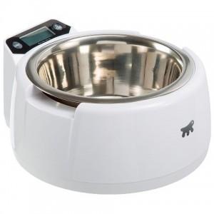 Ferplast Optima Bowl - миска для собак и кошек со встроенными весами
