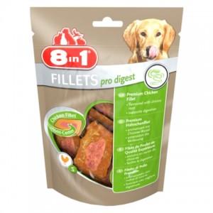8 in 1 Fillets Pro Digest S - куриное филе (для лучшего пищеварения)