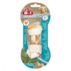 8 in 1 Dental Delights - кость для чистки зубов с мясом