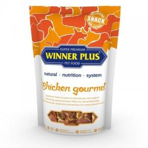 Купить лакомство для собак «Winner Plus (Виннер Плюс) DogSnack Chicken Gourmet в зоомагазине - Petplus