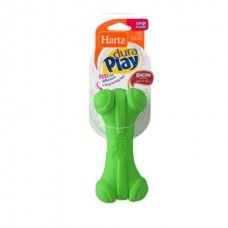 Hartz Dura Play Bone - игрушка для собак с ароматом бекона