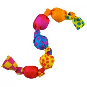 PETSTAGES Mini Squeak Chain - игрушка для собак «Цепочка-пищалка»