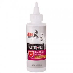 Nutri-Vet (Нутри-Вет) «ЧИСТЫЕ ГЛАЗА» глазные капли для собак