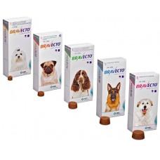 Bravecto - жевательная таблетка от клещей и блох для собак