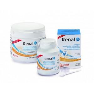 Порошок для котов и собак при лечении ХПН: «Кандиоли Ренал Н» - уменьшает артериальное влияние | Candioli Renal N - антиоксидантное и антигипертензивное воздействие: страна - производитель Италия | Petplus