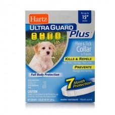 Hartz UltraGuard Plus Puppy - ошейник от блох и клещей для щенков и собак малых пород