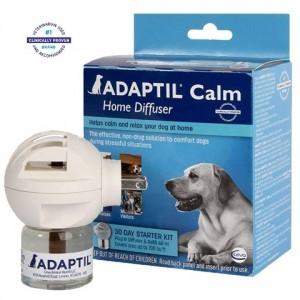 Adaptil Calm Home Diffuser | CEVA - препарат для коррекции поведения у собак / диффузор + флакон (48 мл)