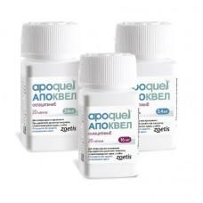 Apoquel (Zoetis) - при аллергии, симптомов зуда и воспаления для собак старше 12 мес.