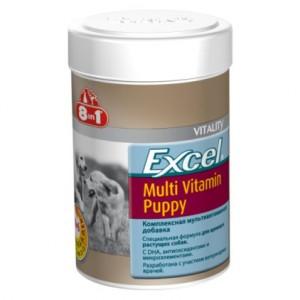 8 in 1 Excel Multi Vitamin Puppy ☆ мультивитамины для щенков