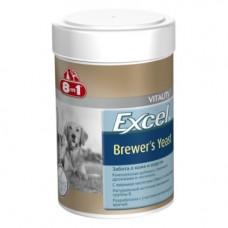 8in1 Excel Brewer's Yeast ● пивные дрожжи с чесноком (Германия)