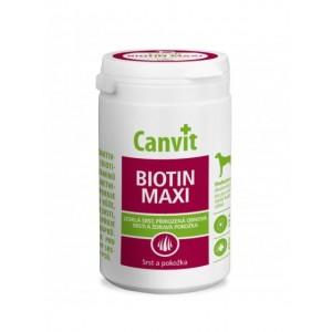 CanVit BIOTIN Maxi - здоровье кожи и блестящая шерсть для собак