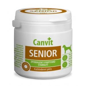 Canvit Senior ● Канвит - витаминные добавки для пожилых собак