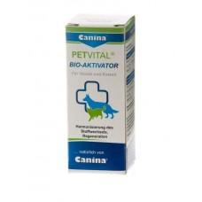 Canina Petvital Bio Aktivator - нормализует обмен веществ у животных