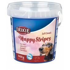 Trixie Happy Stripes - лакомства для собак / говядина