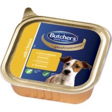 Butcher`s ( Бутчерс ) - консервы для собак, паштет / Курица
