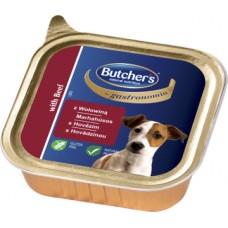 Butcher`s ( Бутчерс) - консервы для собак, паштет / Говядина