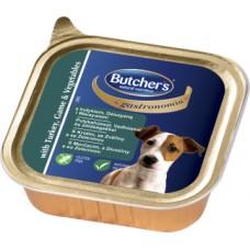 Butcher`s ( Бутчерс) - консервы для собак, паштет / Индейка с дичью