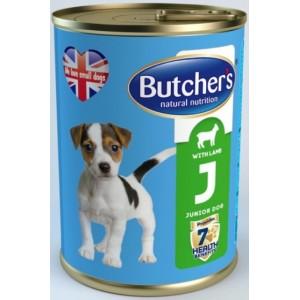Butcher`s (Бутчерс) Basic Junior консерва из ягнятины