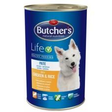 Butcher`s (Бутчерс) Basic - консервы для собак / курица и рис