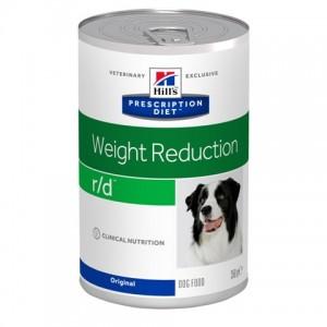 Консервированный лечебный влажный корм «Hill's Prescription Diet R/D Canine» | Консервы для собак для поддержания оптимального веса | Petplus