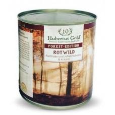 Hubertus Gold Canned Food For Dogs Menu Venison&Currant - консервы для собак с олениной и смородиной