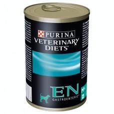 Purina Veterinary Diets EN Gastroenteric Formula Canned Dog Food - лечебный влажный корм компенсирующий нарушение пищеварения