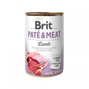 Brit Pate and Meat Lamb - консервы для собак / с ягненком