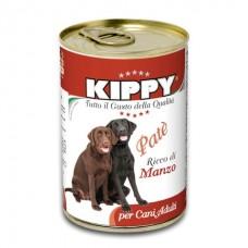 Kippy Dog Beef – влажный корм для собак / говядина